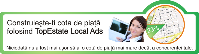 serviciul Local Ads, de la TopEstate