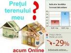 Indicatorul Imobiliar Online pentru terenuri, funcţional acum pe TopEstate.ro - Articole