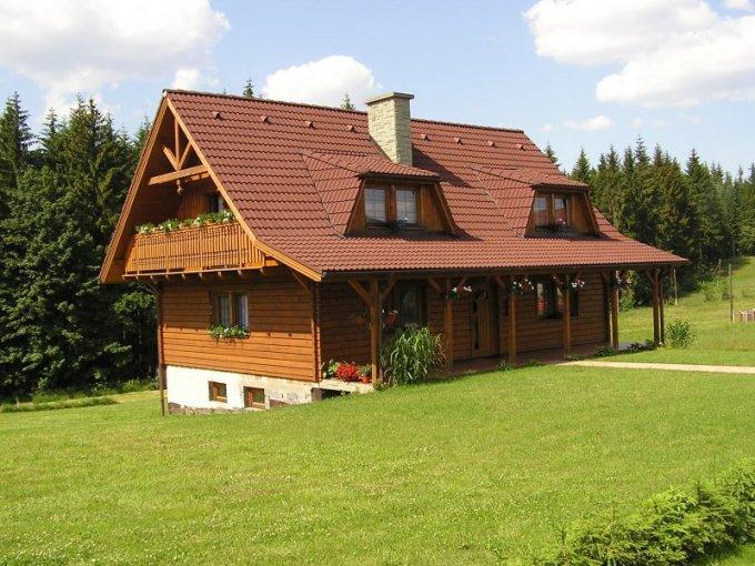 Casa din lemn spuneti adio fricii de cutremur galaxy imob din bucuresti articol imobiliar - Houses maramures wood ...