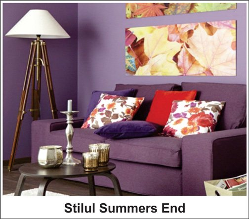 Stilul Summers End