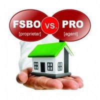 FSBO vs. PRO - Vânzarea ca proprietar vs. Vânzarea printr-un profesionist imobiliar - Sfaturi