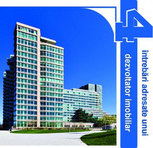 Patru întrebări adresate unui dezvoltator imobiliar