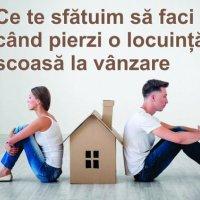 Ce te sfătuim să faci când pierzi o locuință scoasă la vânzare - Articole