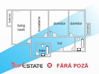 de inchiriat duplex cu 3 camere decomandat,  confort lux in constanta