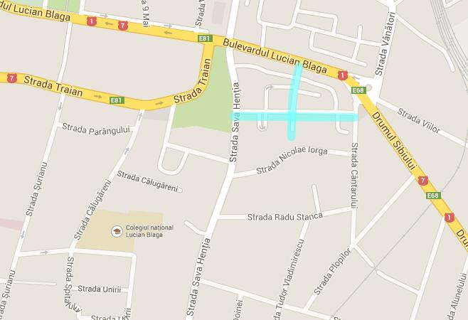 vanzare apartament cu 2 camere, decomandat, in zona Sud, orasul Sebes