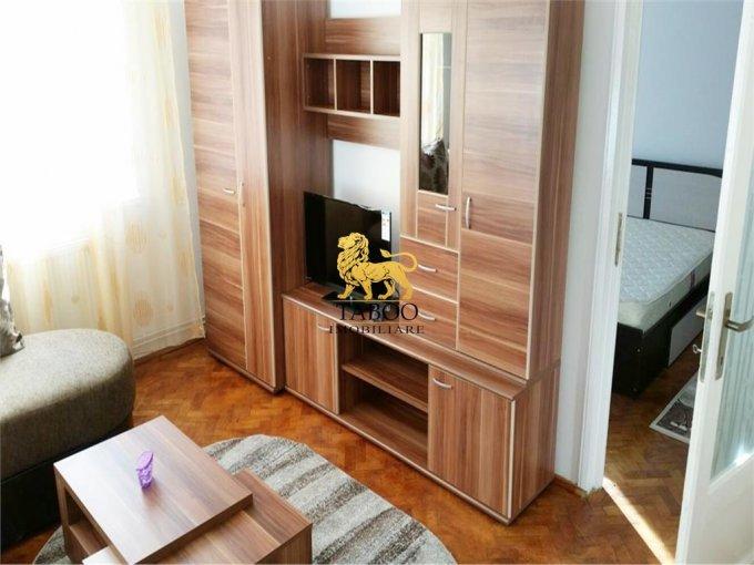 inchiriere apartament decomandat, zona Lucian Blaga, orasul Sebes, suprafata utila 55 mp