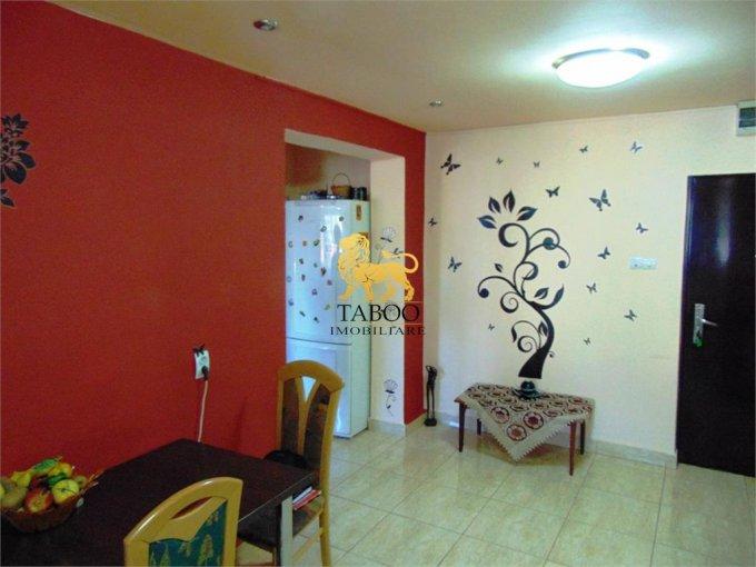 vanzare apartament semidecomandat, zona Ampoi 2, orasul Alba Iulia, suprafata utila 49 mp