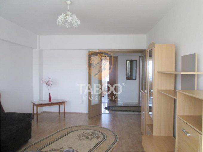 inchiriere apartament decomandat, orasul Sebes, suprafata utila 80 mp