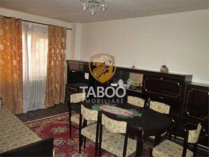 inchiriere apartament cu 3 camere, decomandat, in zona Aleea Parc, orasul Sebes