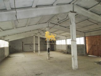 agentie imobiliara vand Spatiu industrial 3 camere, 590 metri patrati, in zona Periferie, orasul Sebes