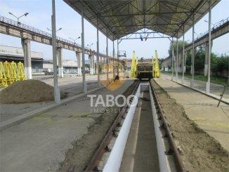 Spatiu industrial de vanzare cu 4 incaperi, 100 metri patrati utili, in Barabant Alba Iulia Alba
