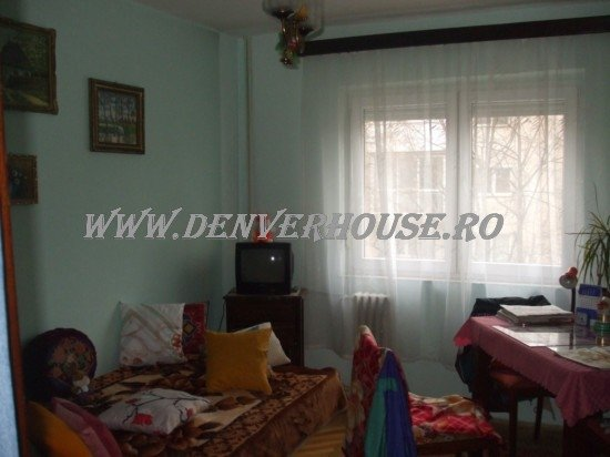 vanzare apartament cu 2 camere, semidecomandat, in zona Barbu Vacarescu, orasul Arad