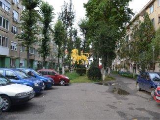 vanzare apartament semidecomandat, zona Podgoria, orasul Arad, suprafata utila 42 mp