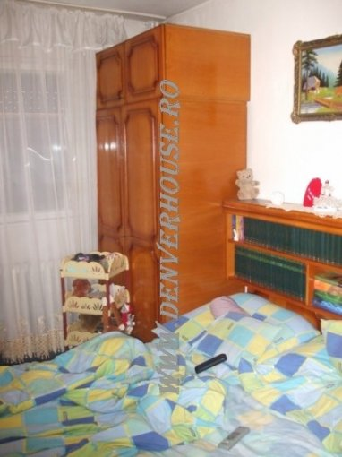 Arad, zona Cismigiu, apartament cu 2 camere de vanzare