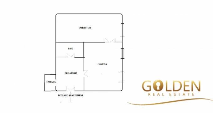 Apartament de vanzare direct de la agentie imobiliara, in Arad, in zona Ultracentral, cu 44.000 euro negociabil. 1 grup sanitar, suprafata utila 103 mp.