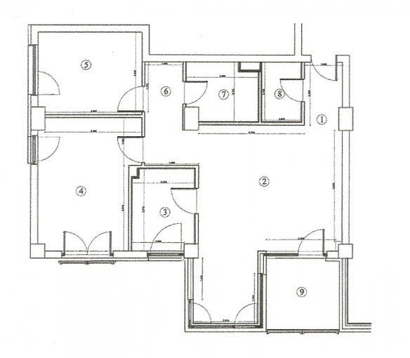 proprietar vand apartament decomandat, in zona UTA, orasul Arad