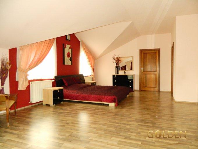 inchiriere Casa Arad cu 6 camere, cu suprafata utila de 270 mp, 3 grupuri sanitare, 2  balcoane. 1.250 euro negociabil.. Casa inchiriere Aradul Nou Arad