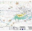 vanzare ferma cu teren 11500 metri patrati, zona Est, orasul Nadlac, suprafata utila 11500 mp
