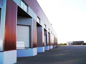 dezvoltator imobiliar vand Spatiu industrial 4 camere, 909 metri patrati, in zona Zona Industriala Vest, orasul Arad