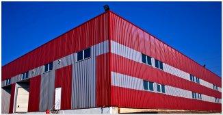 de vanzare spatiu industrial, depozit, hala, 909 m<sup>2</sup> in arad