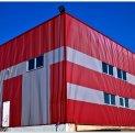 vanzare Spatiu industrial 909 mp cu 4 incaperi, 3 grupuri sanitare, zona Zona Industriala Vest, orasul Arad