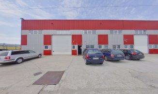 Spatiu industrial de inchiriat cu 5 incaperi, 273 metri patrati utili, in Exterior Vest Arad