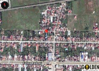 Arad, zona Micalaca, teren intravilan de vanzare de la agentie imobiliara