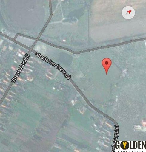 de vanzare teren intravilan cu suprafata de 900 mp si deschidere de 20 metri. In orasul Arad, zona Gai.