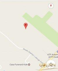 vanzare 1500 metri patrati teren intravilan, zona Gradiste, orasul Arad