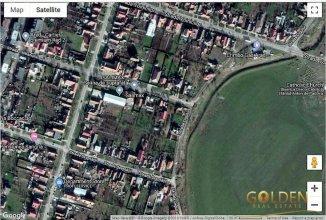 vanzare 406 metri patrati teren intravilan, orasul Arad