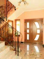 vanzare vila cu 1 etaj, 5 camere, comuna Sagu, suprafata utila 200 mp