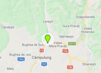 vanzare teren intravilan de la proprietar cu suprafata de 834 mp, in zona Nord, orasul Campulung-Muscel