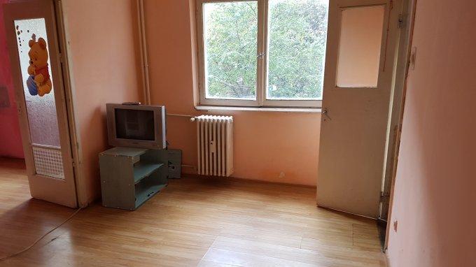 Apartament de vanzare in Bacau cu 2 camere, cu 1 grup sanitar, suprafata utila 40 mp. Pret: 20.500 euro negociabil.