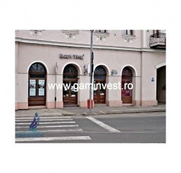 inchiriere de la agentie imobiliara, Spatiu comercial cu 2 incaperi, in zona Ultracentral, orasul Oradea