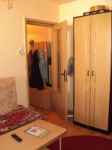 vanzare apartament nedecomandata, zona Decebal, orasul Bistrita, suprafata utila 40 mp