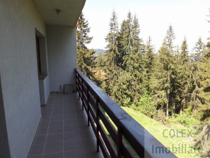 vanzare Apartament Predeal cu 2 camere, cu 1 grup sanitar, suprafata utila 54 mp. Pret: 47.500 euro negociabil.