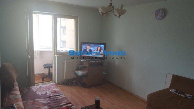 vanzare Apartament Brasov cu 2 camere, cu 1 grup sanitar, suprafata utila 45 mp. Pret: 42.500 euro.