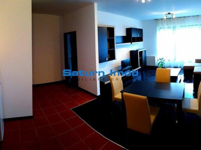 Apartament de inchiriat in Brasov cu 2 camere, cu 1 grup sanitar, suprafata utila 57 mp. Pret: 350 euro.