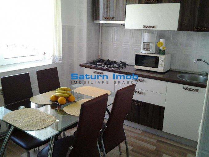 vanzare apartament semidecomandat, zona Astra, orasul Brasov, suprafata utila 55 mp