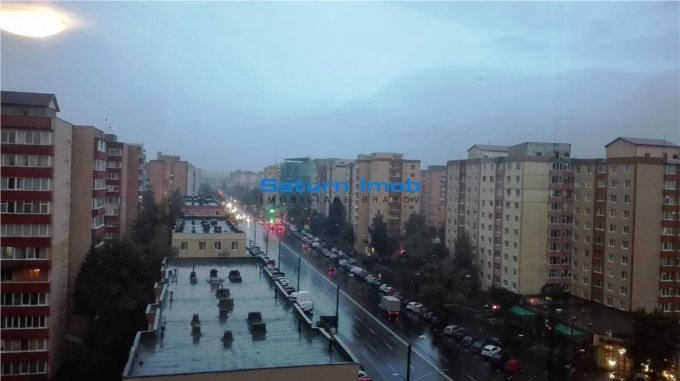 agentie imobiliara vand apartament decomandat, in zona Vlahuta, orasul Brasov