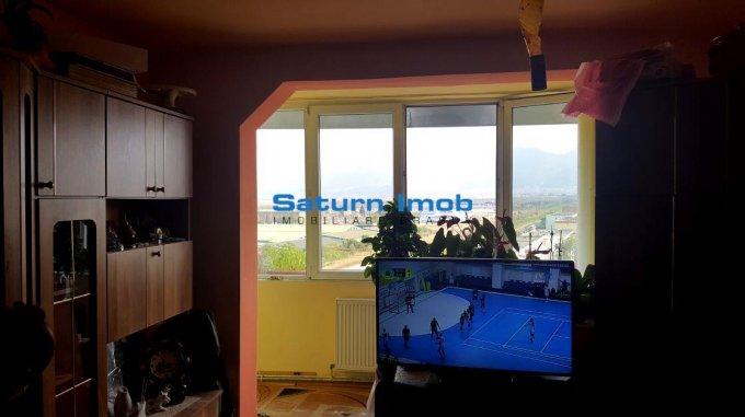 vanzare apartament semidecomandat, zona Gemenii, orasul Brasov, suprafata utila 48 mp