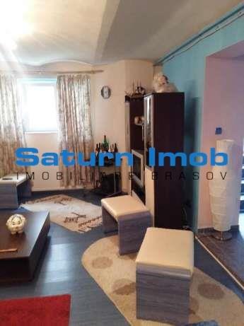 vanzare Apartament Brasov cu 2 camere, cu 1 grup sanitar, suprafata utila 48 mp. Pret: 48.500 euro.
