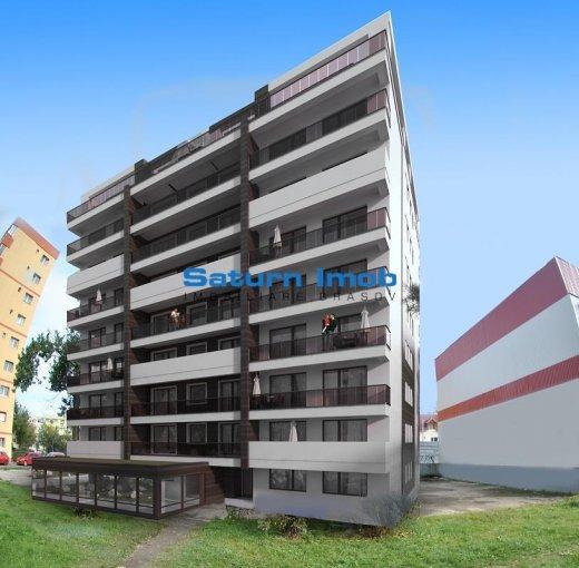 Apartament de vanzare direct de la agentie imobiliara, in Brasov, in zona Racadau, cu 56.000 euro. 1 grup sanitar, suprafata utila 58 mp.