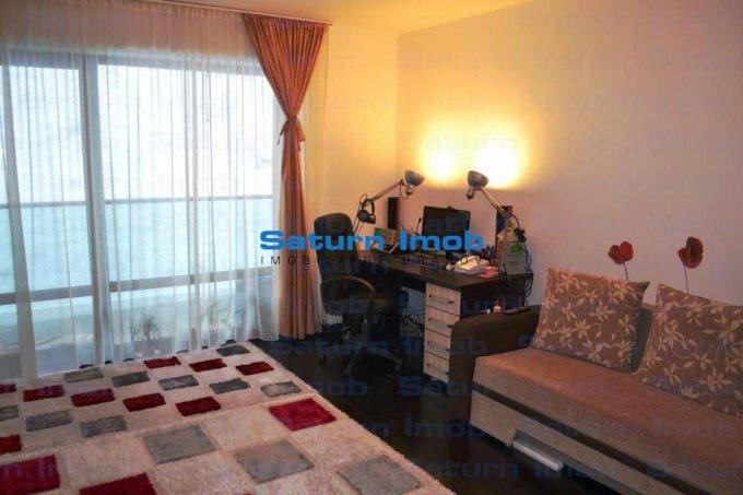 Apartament inchiriere Brasov 2 camere, suprafata utila 72 mp, 1 grup sanitar. 400 euro. Etajul 1 / 12. Apartament Racadau Brasov