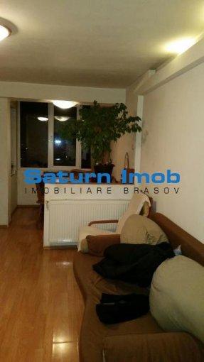 Apartament vanzare Brasov 2 camere, suprafata utila 60 mp, 1 grup sanitar. 44.500 euro. Etajul 9 / 9. Apartament Tractorul Brasov