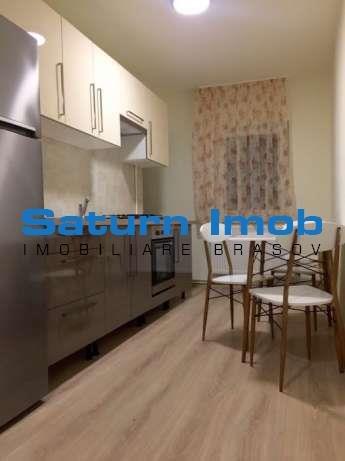 inchiriere Apartament Brasov cu 2 camere, cu 1 grup sanitar, suprafata utila 50 mp. Pret: 400 euro.