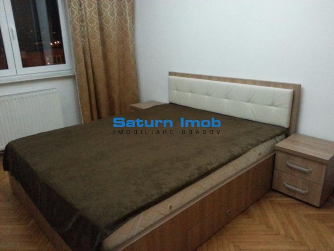 Apartament de inchiriat direct de la agentie imobiliara, in Brasov, in zona Garii, cu 350 euro. 1 grup sanitar, suprafata utila 55 mp.