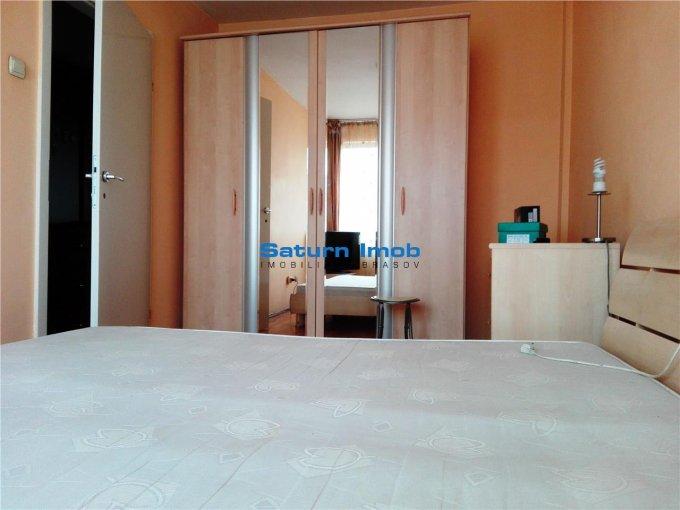 Apartament de inchiriat in Brasov cu 2 camere, cu 1 grup sanitar, suprafata utila 50 mp. Pret: 399 euro.