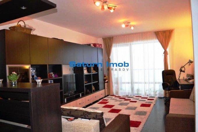 Apartament de inchiriat direct de la agentie imobiliara, in Brasov, in zona Racadau, cu 400 euro. 1 grup sanitar, suprafata utila 72 mp.