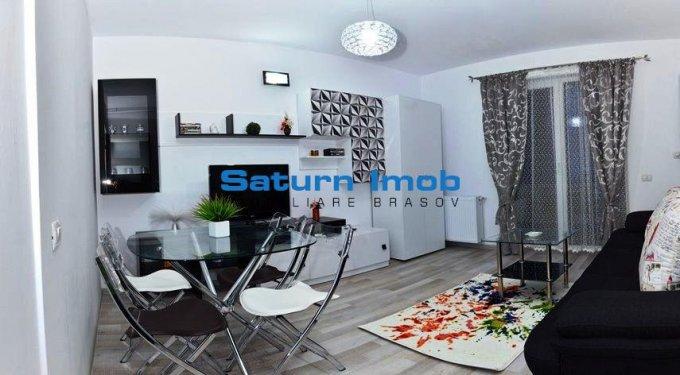 Apartament inchiriere Sanpetru 2 camere, suprafata utila 58 mp, 1 grup sanitar. 330 euro. Etajul 1 / 2. Apartament Sanpetru  Brasov